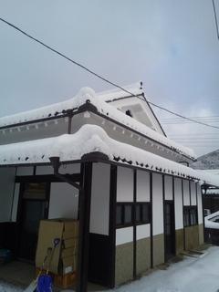 30年雪景色